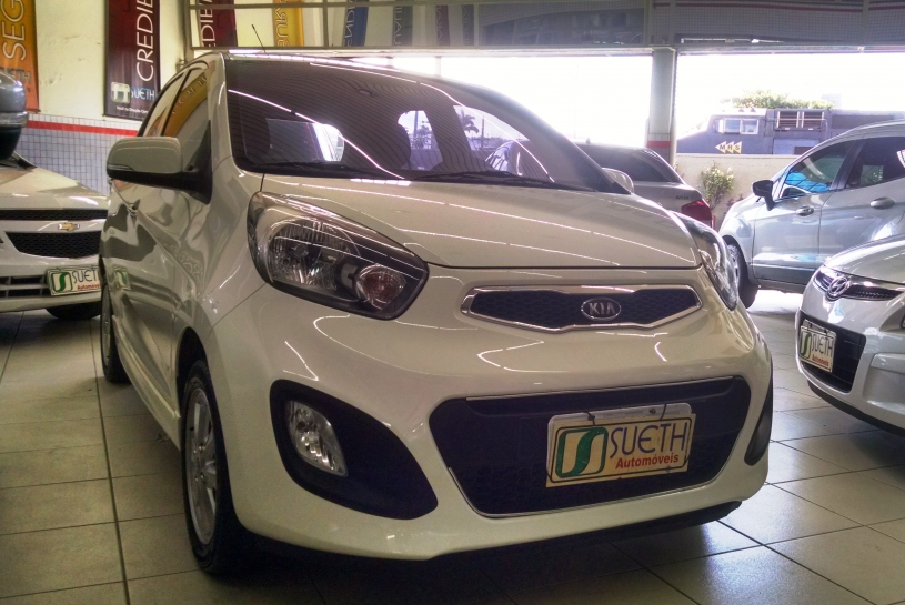 Kia PICANTO EX MANUAL 1.3