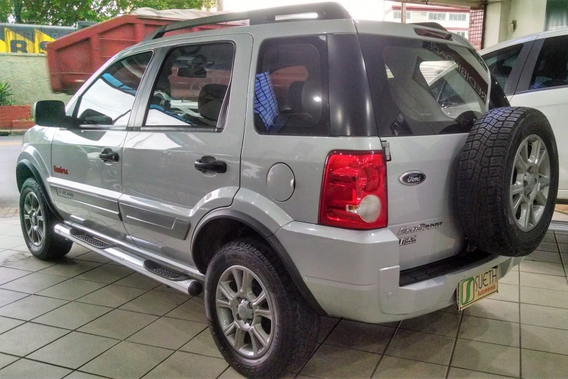 Ford ECO SPORT 1.6 FREESTYLE